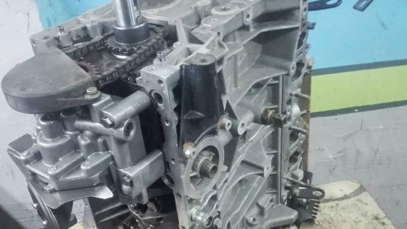 نقطه ضعف موتور xu7