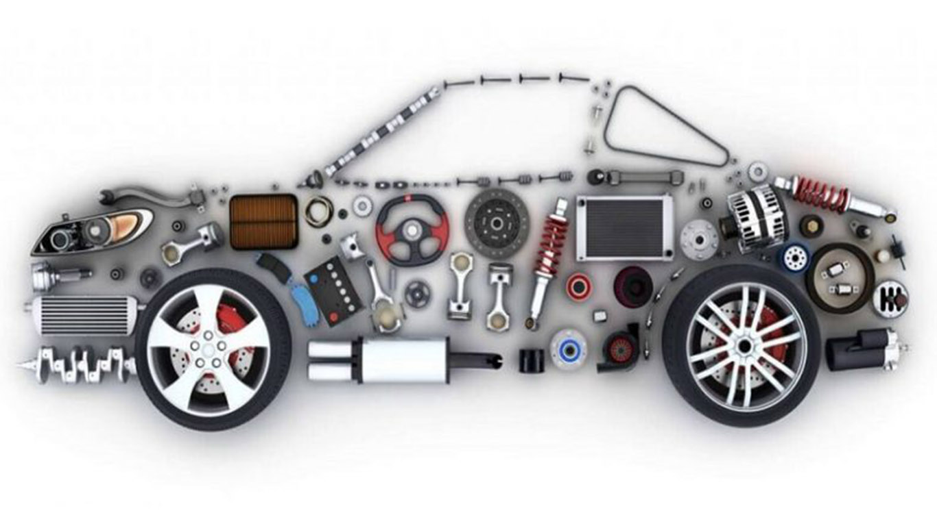 طراحی و ساخت قطعات جانبی خودرو